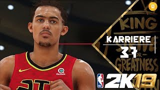TRAE YOUNG HAT DIE NUTS - MyCareer [037] • LETS PLAY | NBA 2K19 - The Way Back