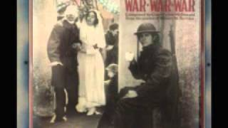 Country Joe McDonald War War War Robert W. Service link to lyrics