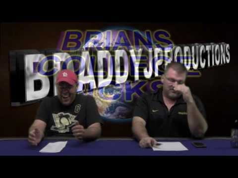 Jason and Brians week 1 picks against the spread. Also Brian does some college picks and our suicide pick for the week.Enjoy!!!!