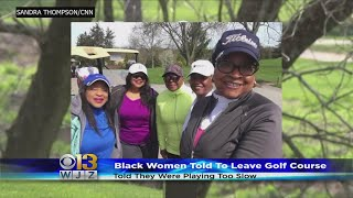 Black Woman Golfer: It Was Like We Had Targets On Our Backs
