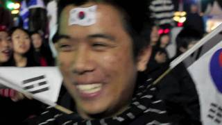Korean World Cup Soccer Fever 2010  PART 1