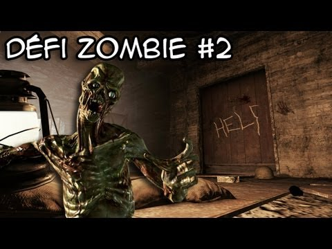 Un Zombie en live peu ordinaire ! | Un dfi pour la KoD #2
