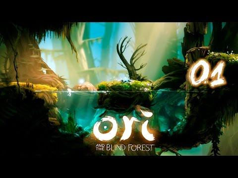 Ori and The Blind Forest - Прохождение pt1