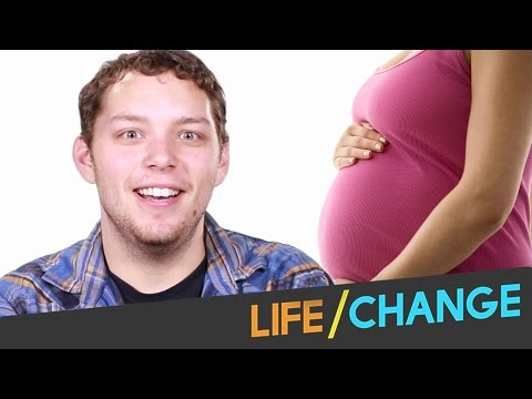 Guys Try The Pregnancy Diet • LIFE/CHANGE