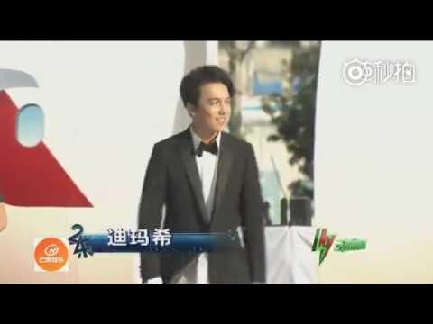 Димаш: 27 марта красная ковровая дорожка - China Top Music Awards