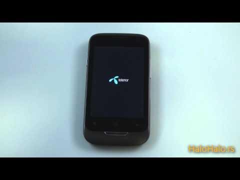 Alcatel OT 985 - Telenor Smart hard reset