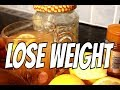How To Lose Weight With Hot Drink Cinnamon Tea & Lemon Honey | Chef Ricardo Cooking