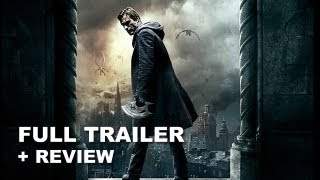 I, Frankenstein Official Trailer 2014 + Trailer Review : HD PLUS