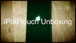 Apple iPod touch 5th Generation: Unboxing (32GB Space Gray)