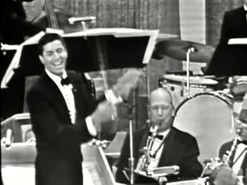 Jerry Lewis Ad Libs at the Oscars