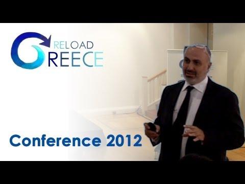 Reload Greece 2012: George Korres - Internationalising the Business Model
