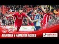 Aberdeen Hamilton goals and highlights
