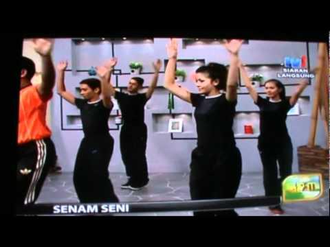 Senam Seni 1 Malaysia (edisi 3 2011 jkkn-spm rtm) video