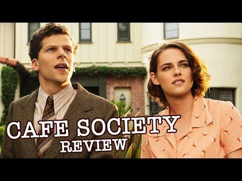 Jesse Eisenberg, Steve Carell, Kristen Stewart in 'Cafe Society' - Film Review