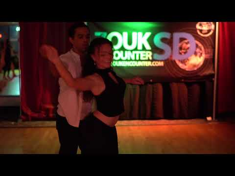 ZESD2018 Social Dances with Evelyn & Derrick Sunday night 2 ~ Zouk Soul