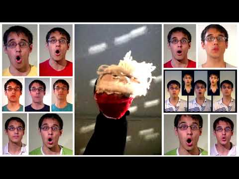 A Capella Science - Bohemian Gravity! video