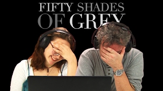 Parents Watch Fifty Shades Of Grey With Their Kids