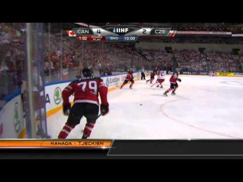 Canada vs Czech Republic 6-3 2015-05-04 IIHF 2015 WC HIGHLIGHTS