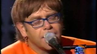 "Elton John - ""Long Way from Happiness"" VH1 Storytellers. September 19, 1997."