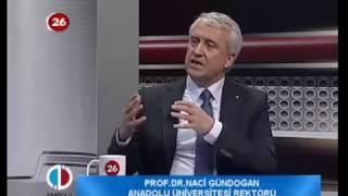 Anadolu Ünv ve Spor | AÜ Rektörü Prof.Dr.Naci Gündoğan
