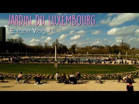 Jardin du Luxembourg [Europe Trip Vlog #1]