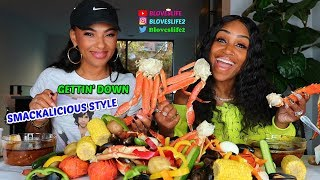 Seafood Boil with Tara Wallace from Love & Hip Hop New York