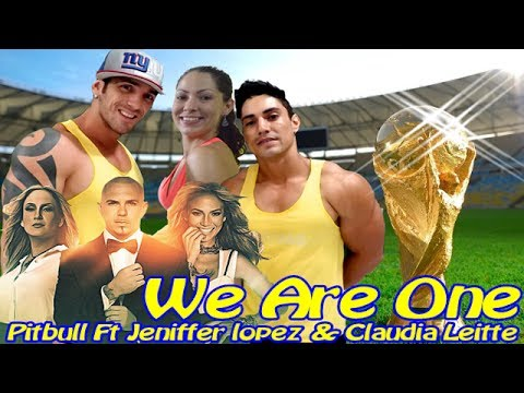 We Are One (Ole Ola) | Pitbull Feat  Jennifer Lopez & Claudia Leitte | Coreografia Equipe Marreta