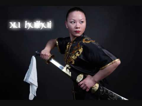 Martial Arts Worldchampion Xu Huihui
