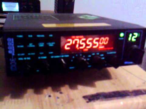 CB Radio: Skype Calling Noise on 555
