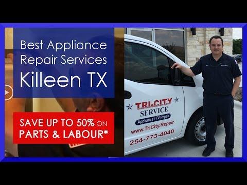 Best Appliance Repair Killeen TX - Review Video