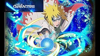 FOCS Fight Of Characters MODE Minato
