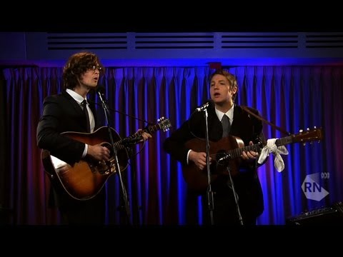The Milk Carton Kids - 'Ash & Clay' [HD] The Music Show, ABC RN