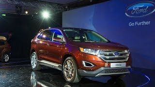2014 Ford Edge - Welt-Premiere in Koeln