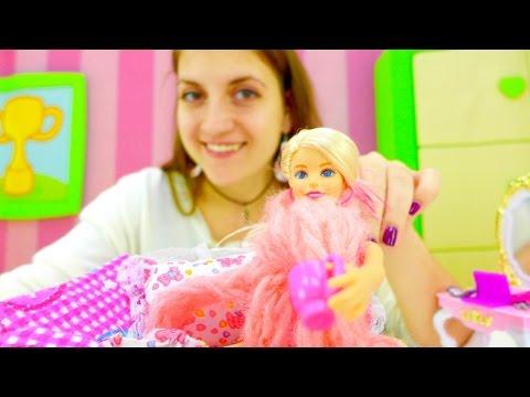 Куклы Барби - Как рассмешить Барби? Игры для девочек