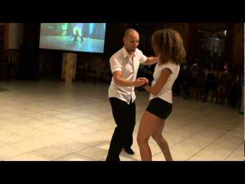 Ataca & La Alemana Bachata Fever Trinidad 2010 @ Kam-Po