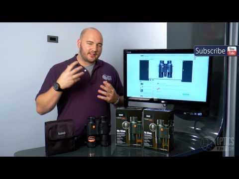 Bushnell Fusion 1 Mile Arc Laser Rangefinder Binocular - OpticsPlanet.com