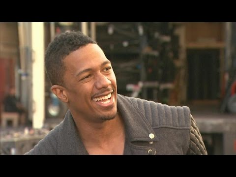 Nick Cannon Talks Covering Up Mariah Carey Back Tattoo: It's Not Finished Yet!