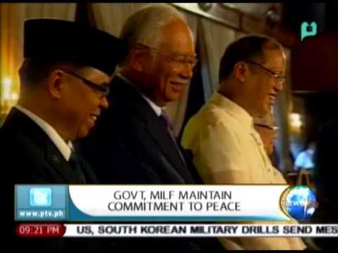NewsLife: Gov't, MILF maintain commitment to peace || Mar. 16, 2015