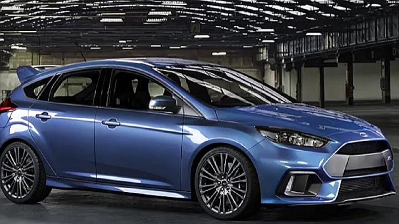 2016 Ford Focus RS Interior And Exterior [HD]