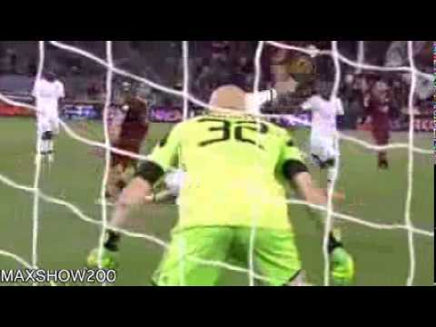 Roma vs Milan 2 0 ~ All Goals & Highlights 25 04 2014 ~ HD low