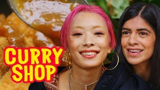 Japanese Curry 101 with Rina Sawayama (Feat. Emmymade in Japan) | Curry Shop