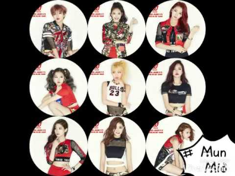 How Would TWICE Sing 7 Go Up - Yum Yum.