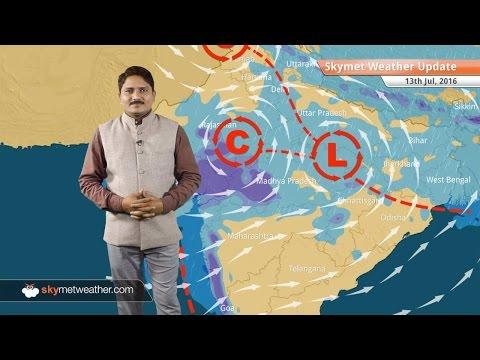 Weather Forecast for July 13: Good Monsoon rains approaching Delhi, Uttar Pradesh, Bihar