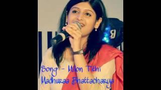 Aaj Milon Tithir Purnima Chand - Slow Version by Madhuraa Bhattacharya