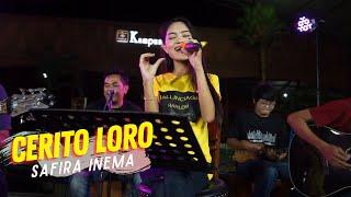 Download lagu Safira Inema - Cerito Loro (  ANEKA SAFARI)