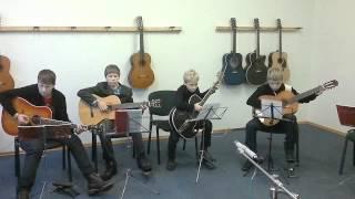 Kalėdos su gitara 5 The first Noel