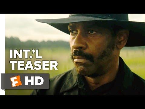 The Magnificent Seven Official Teaser Trailer #1 (2016) Chris Pratt Movie HD