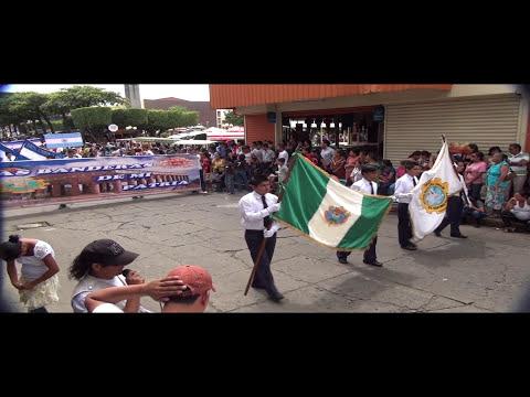 Coatepeque desfile 15 de septiembre 2012 HD 1080