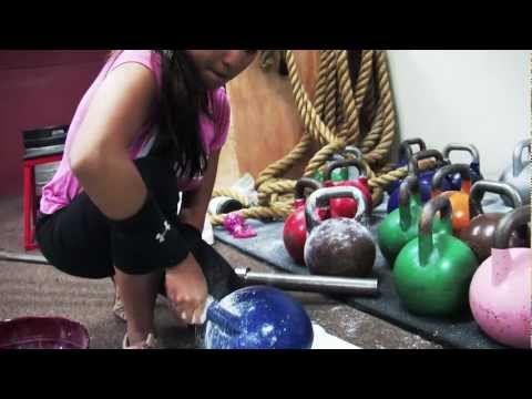 Underground Athlete: Kettlebell Sport Training
