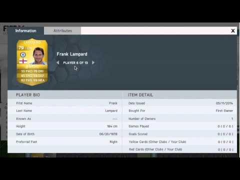l FIFA 14 l Future Builders-EP1 Chelsea